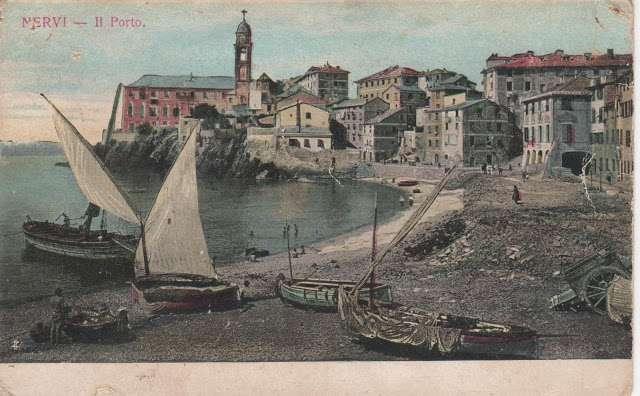 Nervi Storica - Porto 1916