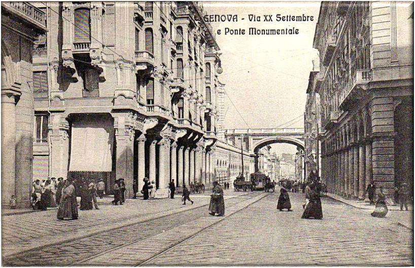 Centro - Via XX Settembre
