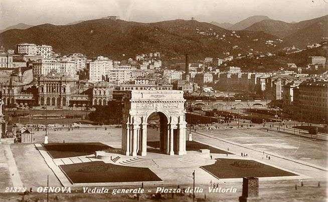 Centro - Piazza della Vittoria