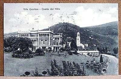 Quarto Storica - Villa Quartara