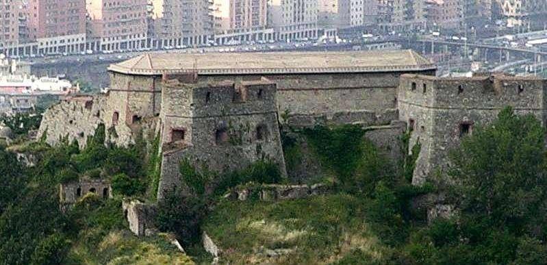 San Martino - Forte Santa Tecla
