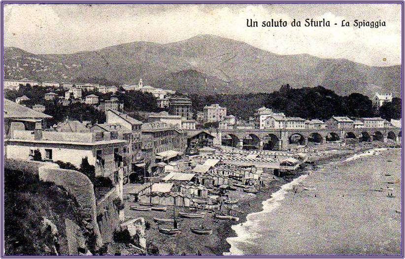 Sturla Antica - Spiaggia