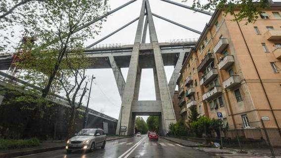 Via Walter Fillak - Ponte Morandi