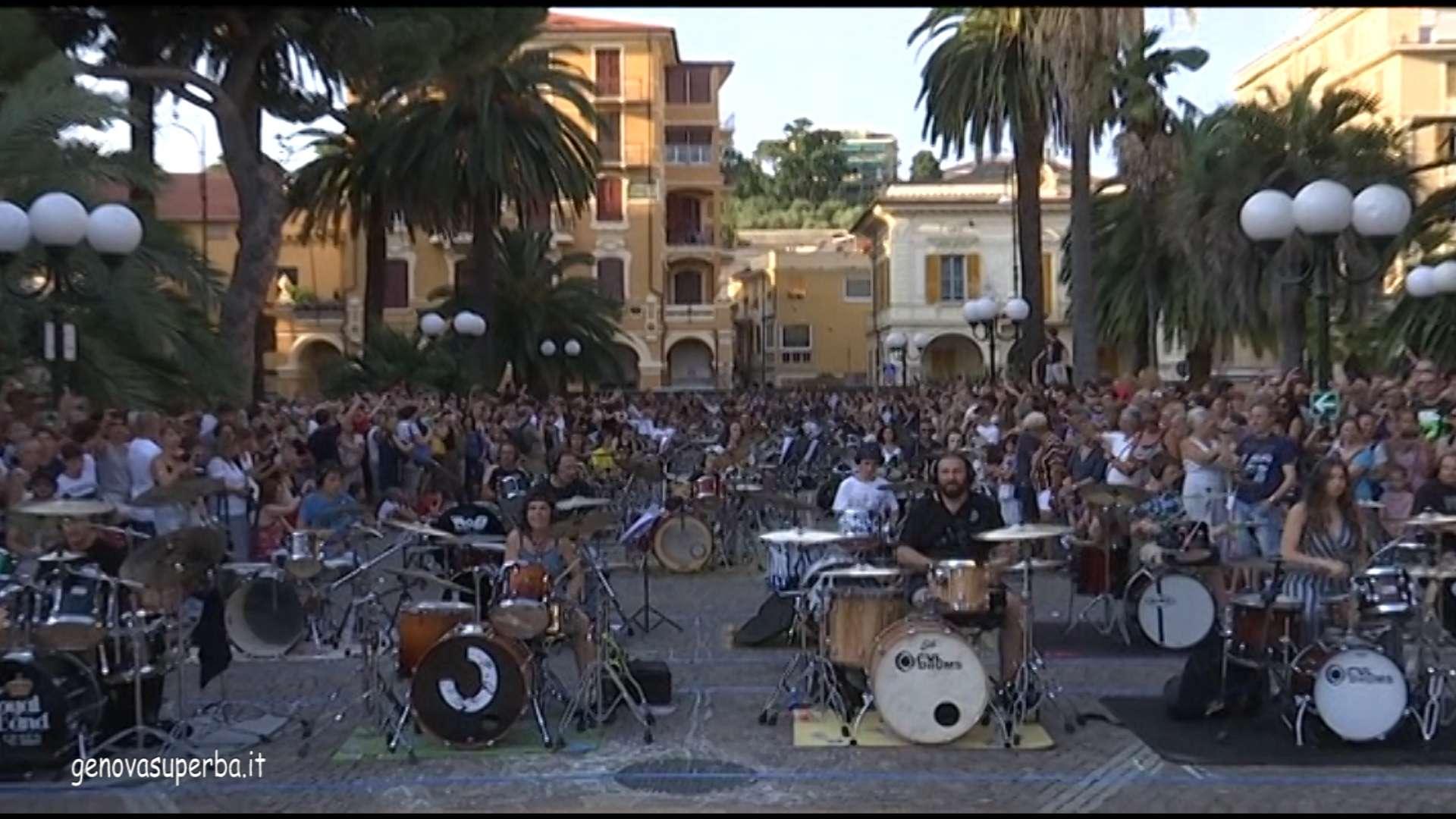 100 Drums Chiavari